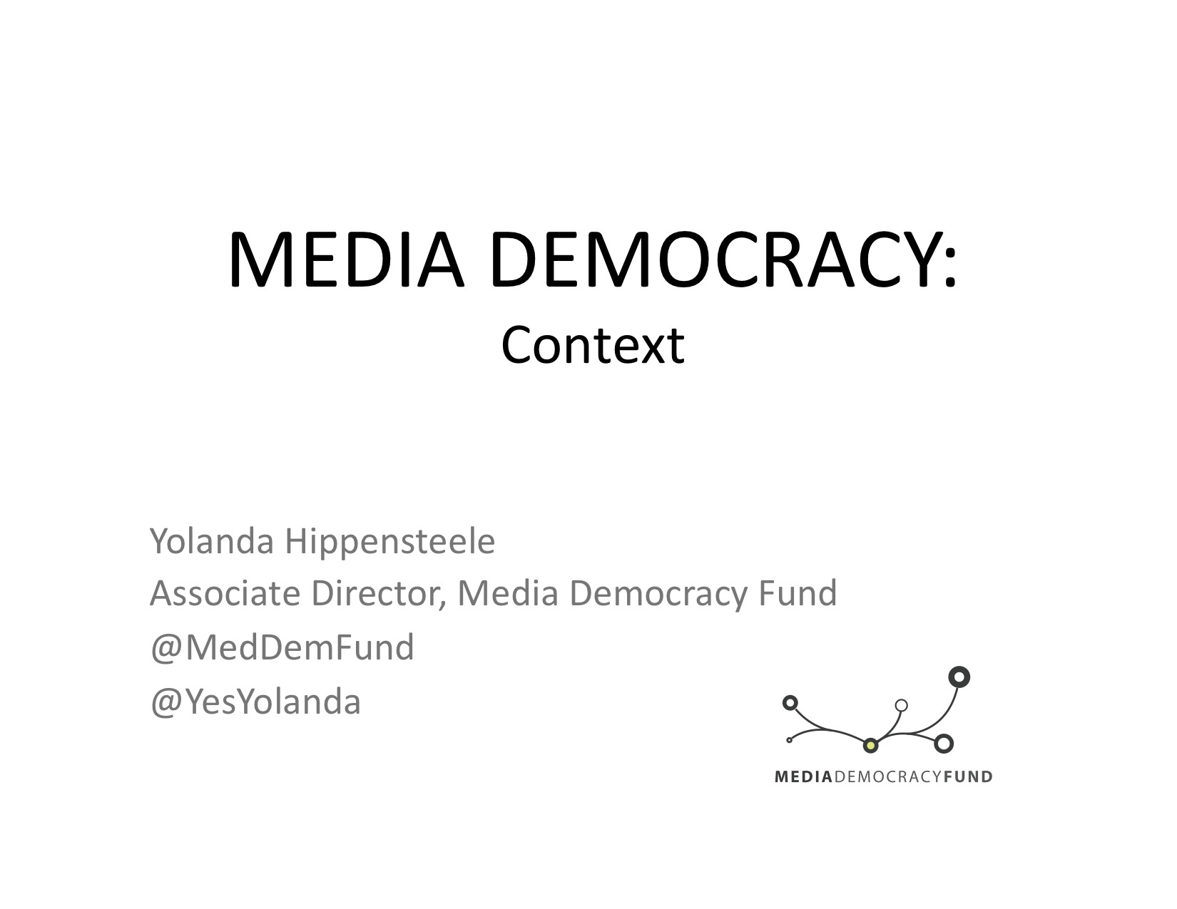 medea and democracy The media policy and democracy project (mpdp), which was launched in 2012, is an inter-university collaborative research project between the department of communication science at university of south africa (unisa), and the department of journalism, film and television at the university of johannesburg (uj.